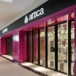 Lighting the Attica Mall at the Mediterranian Cosmos, Thessaloniki